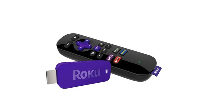 Roku gets into streaming-stick fight with Google