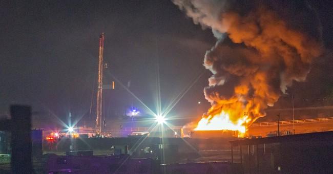 Static electricity suspected in Colorado gas blast