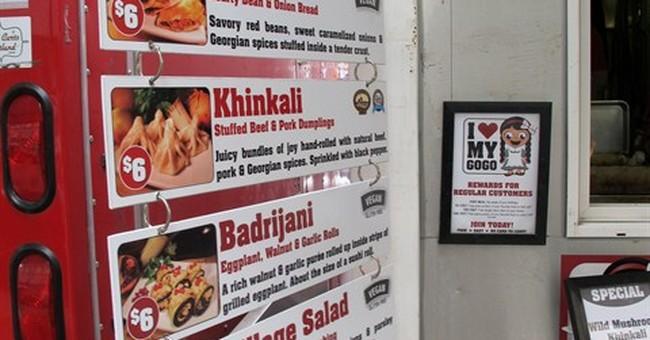 Go For the Food: Portland food carts cross borders