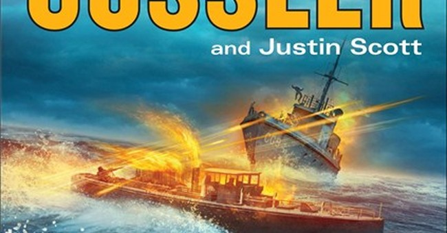 'Bootlegger' is latest in Cussler detective series