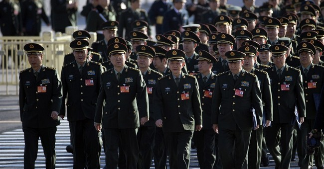 China says military will respond to provocations