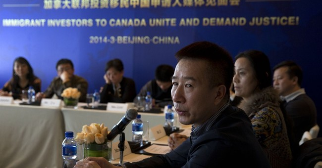 Chinese plead for Canada to let them immigrate