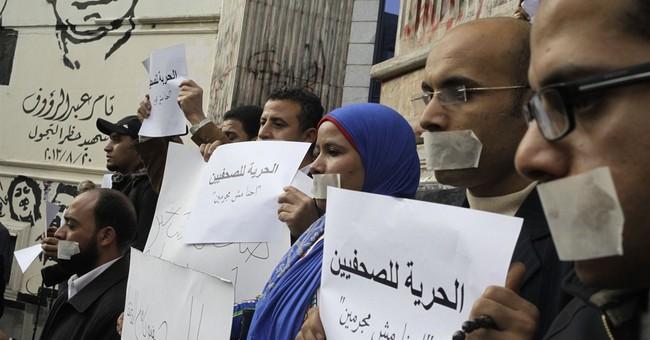 Al-Jazeera reporter speaks at Egyptian trial