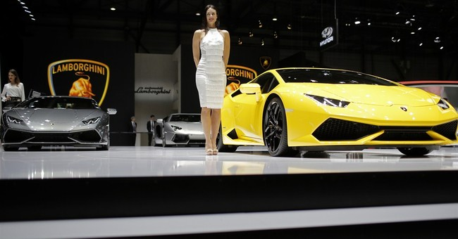 Hot Wheels: Lamborghini's Huracan sleek throughout