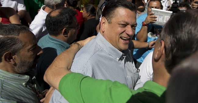 Ruling party candidate drops out in Costa Rica