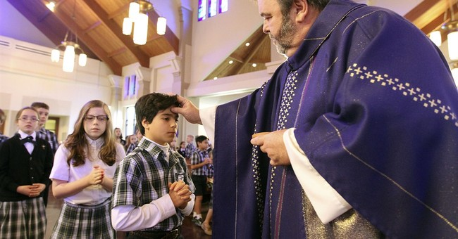 AP PHOTOS: Ash Wednesday celebrated worldwide