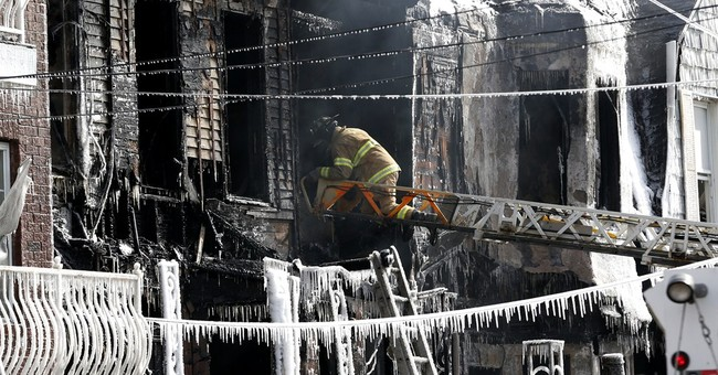 4 dead in New Jersey fire; mix-up delayed response