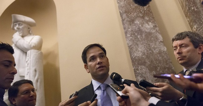 Rubio: Obama has a 'flawed' foreign policy