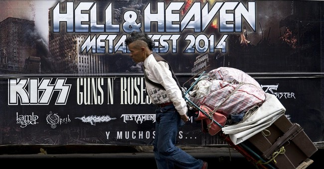 Mexico stops heavy metal concert, draws fire