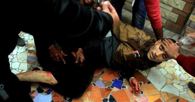 UN criticizes violence against Egypt protesters