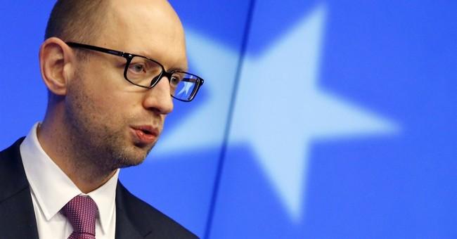 Yatsenyuk flight checked after terrorism threat
