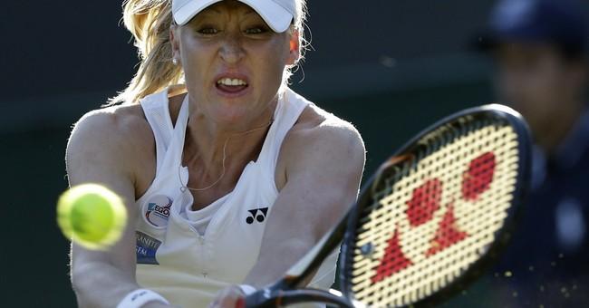Former tennis player Baltacha says she has cancer