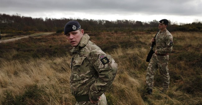 Rediscovered trenches bring WWI to life in England