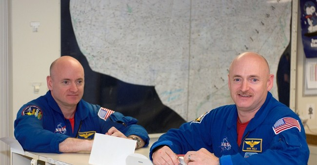 Mark Kelly, twin brother enlisted for NASA study