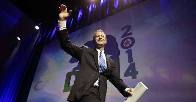 Maryland governor derides tea party, urges unity