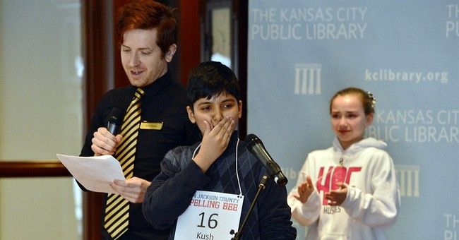 Kansas City-area spelling bee finally ends