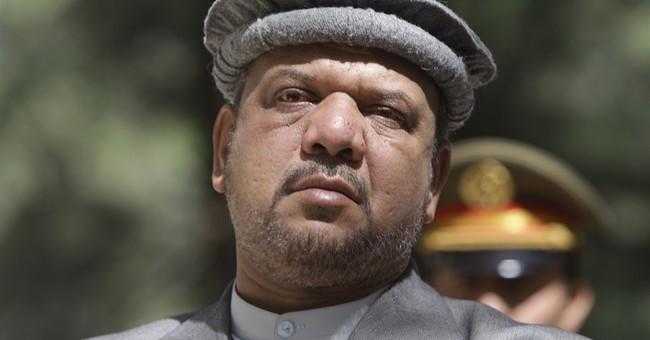 Afghan VP, ex-Northern alliance commander, dies