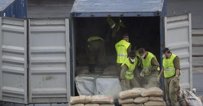 Israel: 40 rockets in alleged Iranian shipment