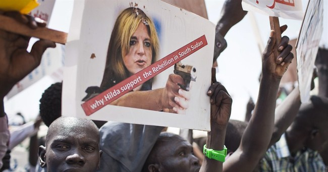 South Sudan protest against UN after weapons found