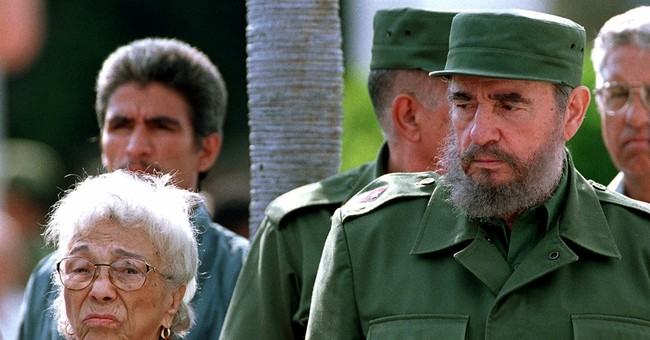 Hernandez, heroine of Cuban revolution, dies at 92