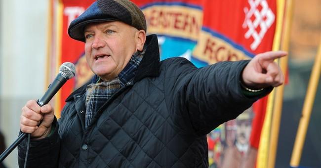 British transit union leader Bob Crow dies at 52