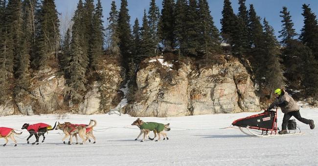 AP PHOTOS: Iditarod, 'The Last Great Race'