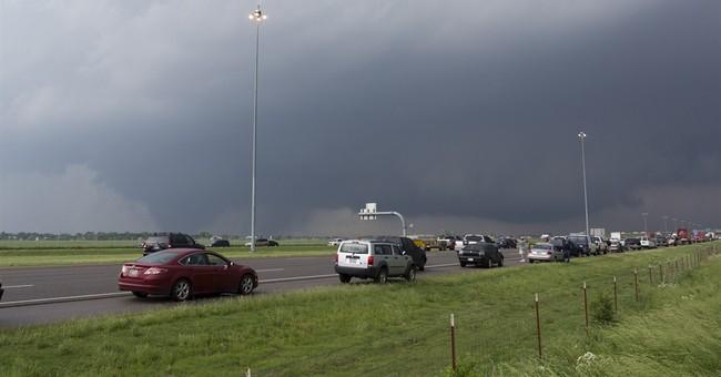 Forecasters run social media 'tornado drill'