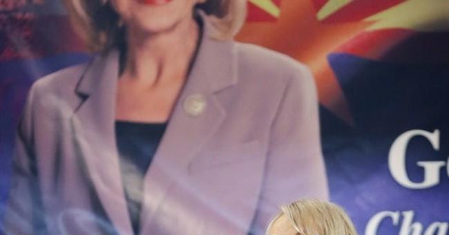 Arizona Gov. Jan Brewer won't seek third term