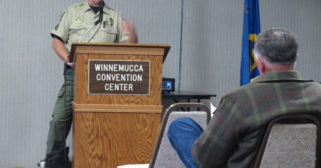Rural Nevada sheriff defends I-80 drugs stops