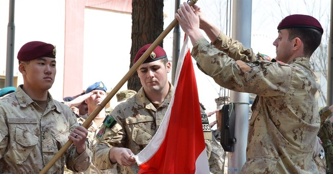 Canada ends military operations in Afghanistan
