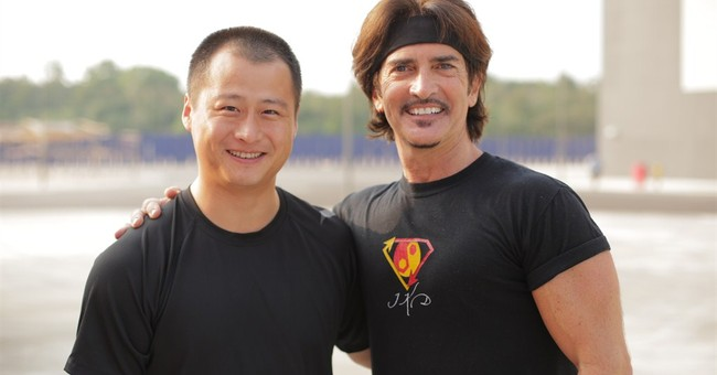 Chinese film stunt man on missing Malaysia flight