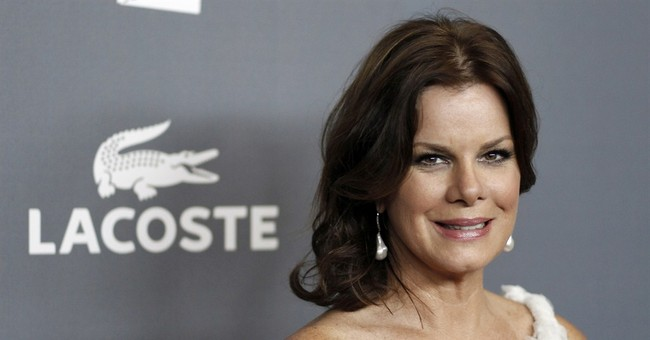 Marcia Gay Harden talks role of 'Fifty Shades' mom