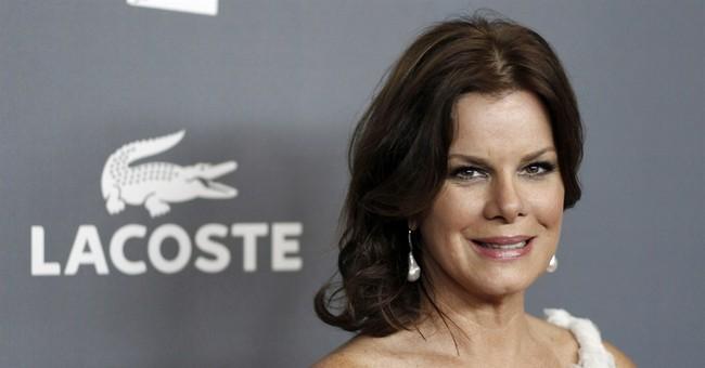 Marcia Gay Harden talks role of 'Fifty Shades' mom