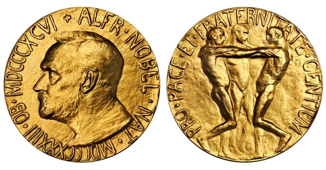 1936 Nobel Peace Prize to be auctioned in Maryland