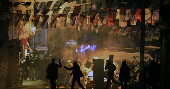 2 dead amid clashes after Turkish teen's death