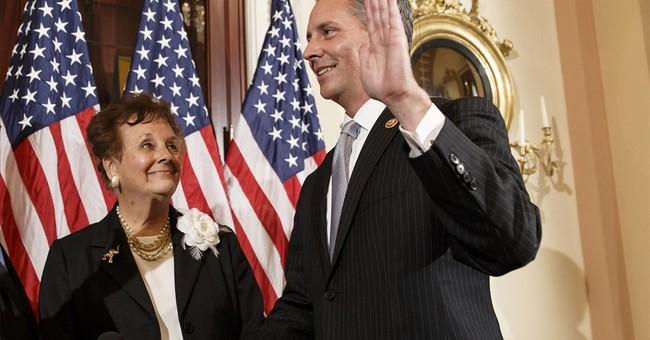 Florida's Jolly sworn in as newest congressman