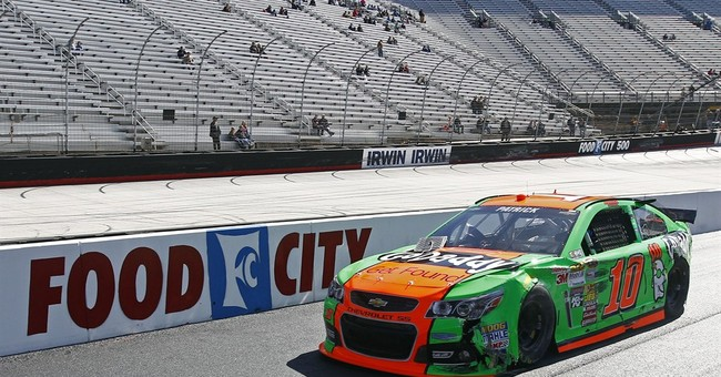 High speeds lead to several crashes at Bristol