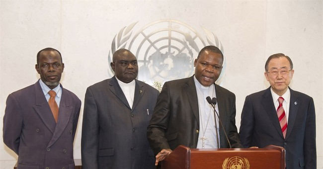 CAR religious leaders plead for UN peacekeepers