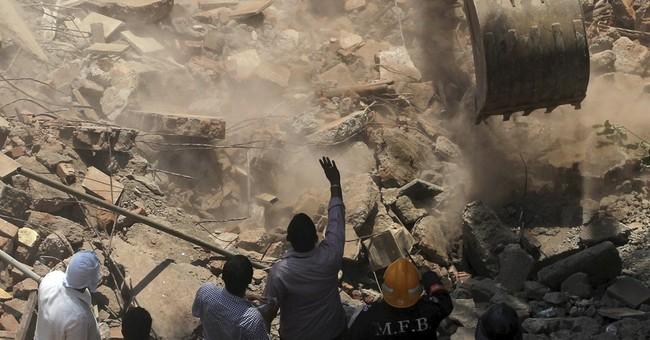 Mumbai building collapse kills 7