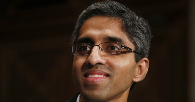 White House backing off surgeon general, for now