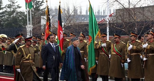 Karzai says Afghanistan doesn't need US troops