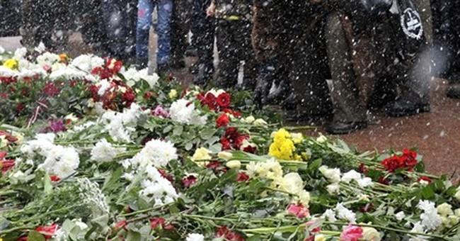 Latvians honor Nazi allies from World War II