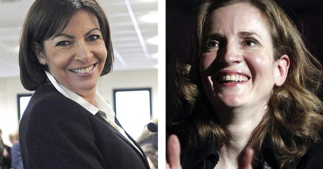 Paris set to get its first woman mayor