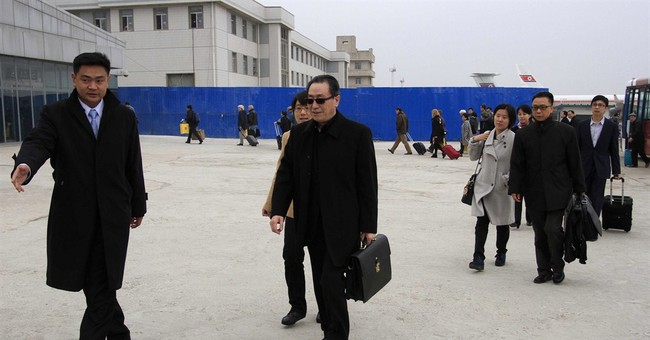 Senior Chinese official in Pyongyang for talks