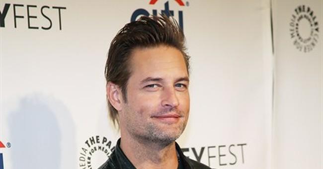 It's a boy for 'Intelligence' star Josh Holloway
