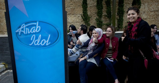 For Palestinians, Arab Idol offers welcome escape