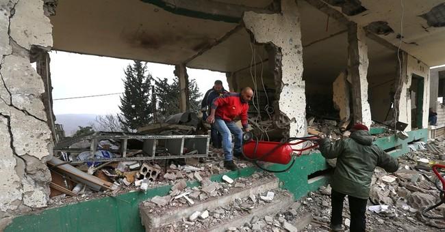 Lebanon sends army to Syria border as rebels flee