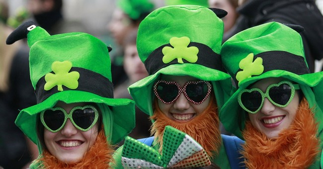 St. Pat's parades proceed amid tension over gays