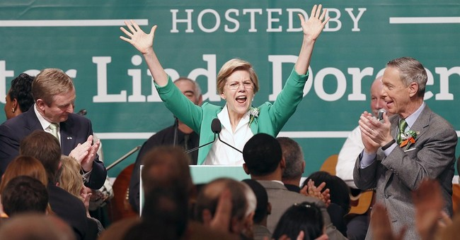 Elizabeth Warren pens book about life, Senate work