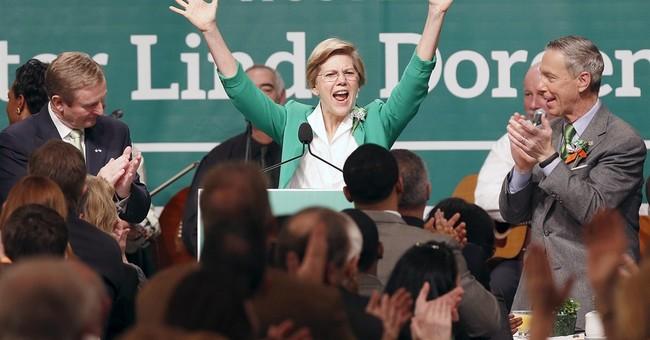 Elizabeth Warren pens book about life, Senate work